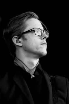 Paul Banks from interpol
