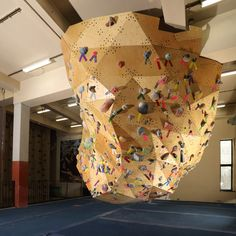 CCC Stronghold Facility Images - Calgary Climbing Centre