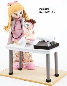 Pediatra - Revista Manos Maravillosas Fofuchas 5
