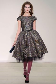 Vivienne Westwood Red Label Fall 2013 RTW 22 - The Cut