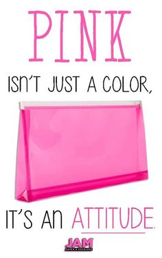 Your attitude needs a 'pink' me up. By using a JAM Paper® Pink Plastic Expansion Envelope, your feminine side will be met and your organization skills will increase. And with its zip closure, you are sure to zip to class or zip to a meeting easily! Show your girly side and shop at Walmart.