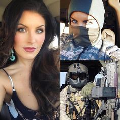 Amazing Women, Beautiful Women, Gal Got, Outdoor Girls, Military Girl, Female Soldier, Military Women, Girls Uniforms, Badass Women