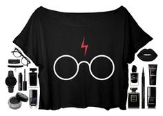 """Harry Potter: LIKE TO JOIN TAGLIST!"" by novascotias4ever ❤ liked on Polyvore featuring Narciso Rodriguez, Chanel, Giorgio Armani, NARS Cosmetics, Givenchy, Smashbox, CLUSE, Bling Jewelry and NSTaglist"