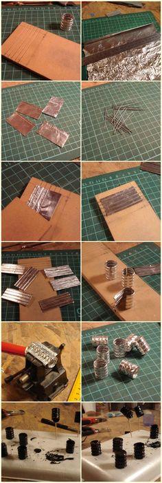 Barriles metalicos