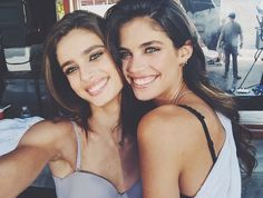 Sara Sampaio, Taylor Marie Hill, Pretty People, Beautiful People, Beautiful Women, Beautiful Smile, Modelos Victoria Secret, Victoria's Secret, Victory Secret