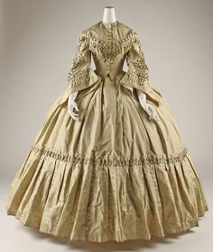 1858-1863 -Costume Institute Metropolitan Museum of Art