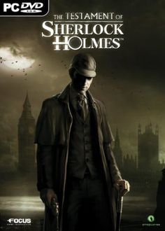 The Testament of Sherlock Holmes [Español] - Game PC Rip Sherlock Holmes, Moriarty, Assassin, Detective, Xbox One Video Games, Most Popular Games, Video Game Reviews, Game Codes, Arthur Conan Doyle