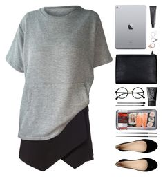 """""""we fight ourselves."""" by nut-and-nude ❤ liked on Polyvore featuring Zara, Bite, Monki, Retrò, NARS Cosmetics, esum and Christofle"""