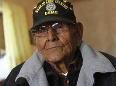FARMINGTON, N.M. – Flags will fly at half-staff across the Navajo Reservation this week in honor of Code Talker Tom Jones Jr. The Navajo Nation said Jones died Monday at a Farmington hospital after a battle with pneumonia and other medical conditions. He was 89.Jones served in the U.S. Marine Corps from 1943 through 1945. He was a messenger for Code Talker platoons based at Camp Pendleton in California. 5/22/14