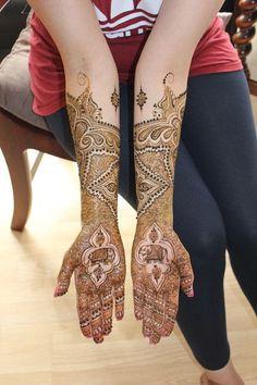 Mehndi Maharani 2013 Finalist: Krunal Tailor, Henna Artist