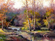 Художник T.C. Chiu родился в Китае, и проявлял интерес к изобразительному искусству еще с детства. Он начал изучение живописи, живя в Китае, и продолжил…