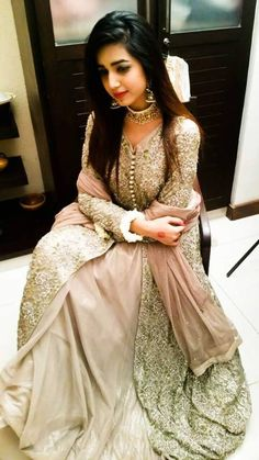 Pakistani Fashion. anum fayyaz