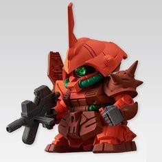 Bandai Gundam Neo SD RMS-108 Marasai Titans Action Figure