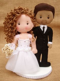 1 million+ Stunning Free Images to Use Anywhere Wedding Doll, Felt Fairy, Doll Quilt, Felt Toys, Soft Dolls, Felt Ornaments, Fabric Dolls, Wedding Cake Toppers, Doll Accessories