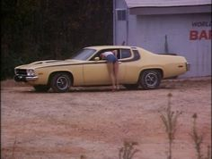 """Plymouth Road Runner in """"The Dukes of Hazzard"""" Hot Wheels, Kentucky, Dukes Of Hazard, Catherine Bach, Dodge Muscle Cars, Daisy Dukes, Road Runner, Old Tv, Dodge Charger"""