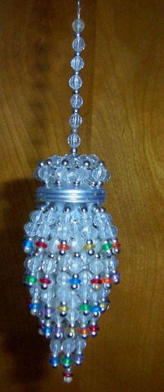 Tea Ball Strainer Chandelier Ornament