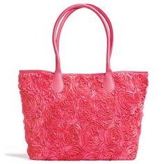 Rosette Tote Bag