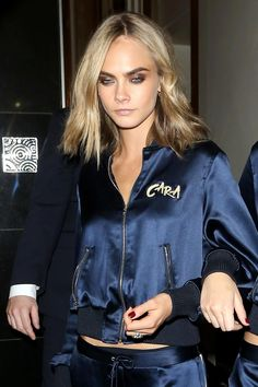 What started out as a flattering cure for long-hair ennui was catapulted to the chop of the season when Cara Delevingne cropped her long layers to a healthy, shoulder-skimming length.
