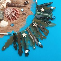 Mooring Rope, Sunflower Necklace, Very Lovely, Seaweed, Starfish, Statement Earrings, Vikings, How To Draw Hands, Bloom