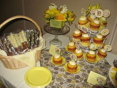 Fairy Tale Storybook Baby Shower | CatchMyParty.com