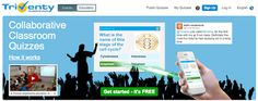 AYUDA PARA MAESTROS: Triventy - Herramienta para crear trivials y concursos de manera colaborativa