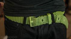 3D printed belt