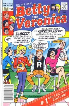 Hi, I'm Jane Webb and I voiced Betty and Veronica in the classic 70s cartoons! I played other cartoon girlfriends for other Filmation productions!