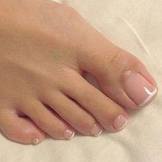 design de unhas do pé