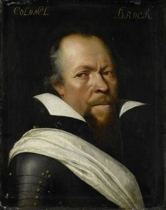 Workshop of Anthonisz. van Ravesteyn, Portrait of Sir William Brog (1563 - 1636), ca. 1609-1633 , Rijksmuseum Amsterdam (SK-A-559)