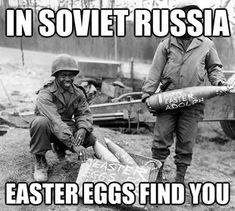 Happy Easter from the past.