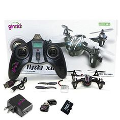 Ginzick X6 Flysky 4 Channel Rc Remote Control - Best Reviews Guide