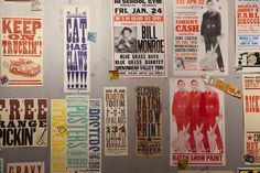 Located in the lower level of the Country Music Hall of Fame, this is where you can buy posters in the store and take a tour to watch the music posters being printed. #globalphile #travel #tips #destination #USA #nashville #art #lonelyplanet #roadtrip2016 http://globalphile.com/city/nashville-tennessee/