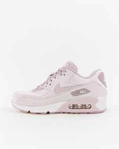 newest fe939 b71af Nike Wmns Air Max 90 LX - 898512-600 - Particle Rose Particle Rose