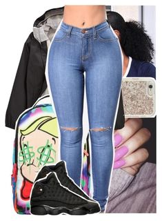 """""""' couldn't erase these feelings, even if i tried ' """" by heeytyy ❤ liked on Polyvore featuring Kate Spade and The North Face"""