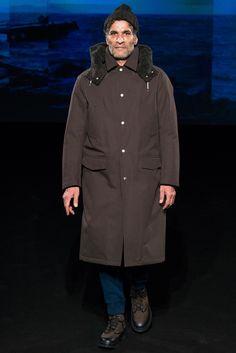 Umit Benan Fall 2015 Menswear Fashion Show