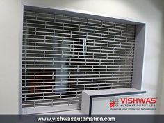 #Grill / #Perforated #Rolling_shutters Balancing the demands of security and display can be a real challenge; Vishwas Automation bring you the right solution- grill rolling shutters and perforated rolling shutters. http://www.vishwasautomation.com/rolling-shutters/