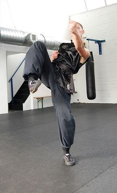 Kung Fu by Kai Jansen, via Flickr