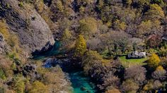 Vikos Gorge - null River, Landscape, Outdoor, Outdoors, Rivers, Outdoor Games, Landscaping