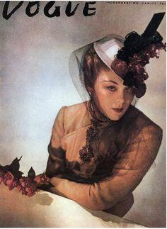 Vogue, 1938  Photo by Horst P. Horst