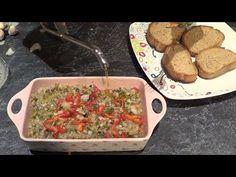 Αυθεντική Μελιτζανοσαλάτα - YouTube Guacamole, New Recipes, Tacos, Appetizers, Mexican, Ethnic Recipes, Youtube, Food, Greek