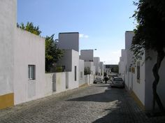 Housing in Quinta da Malagueira, Evora, Portugal; Alvaro Siza 1977