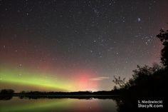 Northern Lights in Lower Michigan