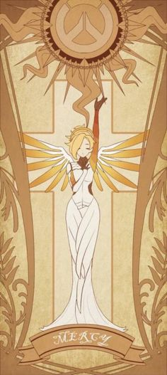 Overwatch Tattoo, Overwatch Drawings, Overwatch Support, Overwatch Wallpapers, Video Game Art, Paladin, Animes Wallpapers, Overwatch Mercy, Yandere