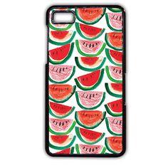 Watermelon Art TATUM-11841 Blackberry Phonecase Cover For Blackberry Q10, Blackberry Z10
