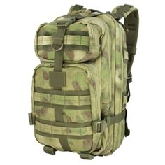 Condor Small Assault Pack A-TACS FG | Military | Bags | Luggage