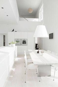 awesome scandinavian kitchen design