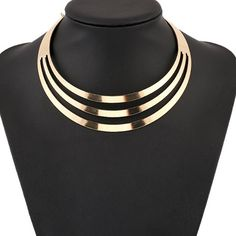GET $50 NOW | Join RoseGal: Get YOUR $50 NOW!http://www.rosegal.com/necklaces/chic-solid-color-shiny-alloy-442028.html?seid=7525136rg442028