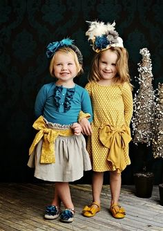 The Cutest Persnickety Clothing Outfits of All Times