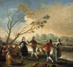 Goya en El Prado: Lista