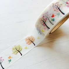 Your place to buy and sell all things handmade Washi Tape Uses, Washi Tape Wall, Washi Tape Storage, What Is Washi Tape, Washi Tape Cards, Washi Tape Planner, Masking Tape, Washi Tapes, Tapas